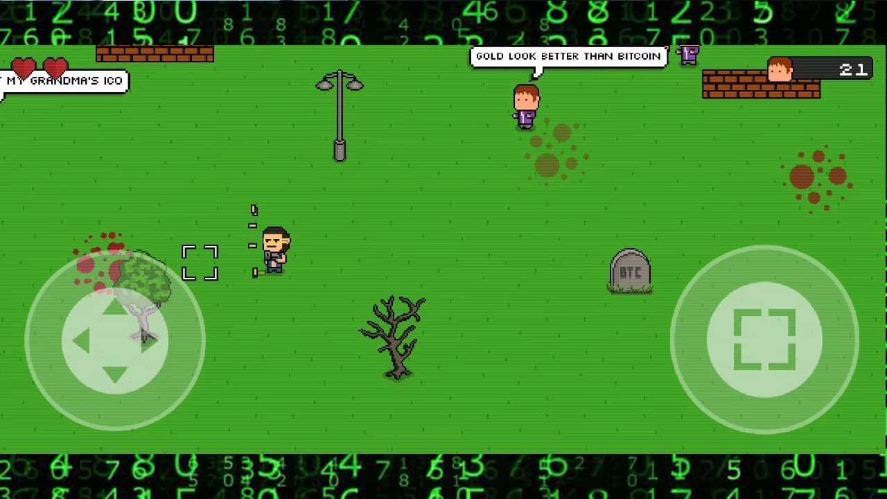 "Reddit User Creates Bitcointhemed Shooter Game ""Satoshi"