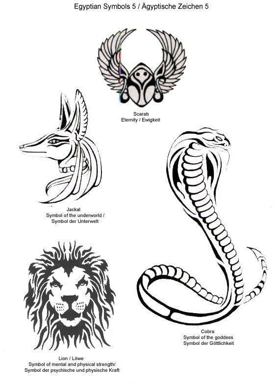 Animais Egipcios Para Mi Pinterest Tattoos Egyptian Tattoo