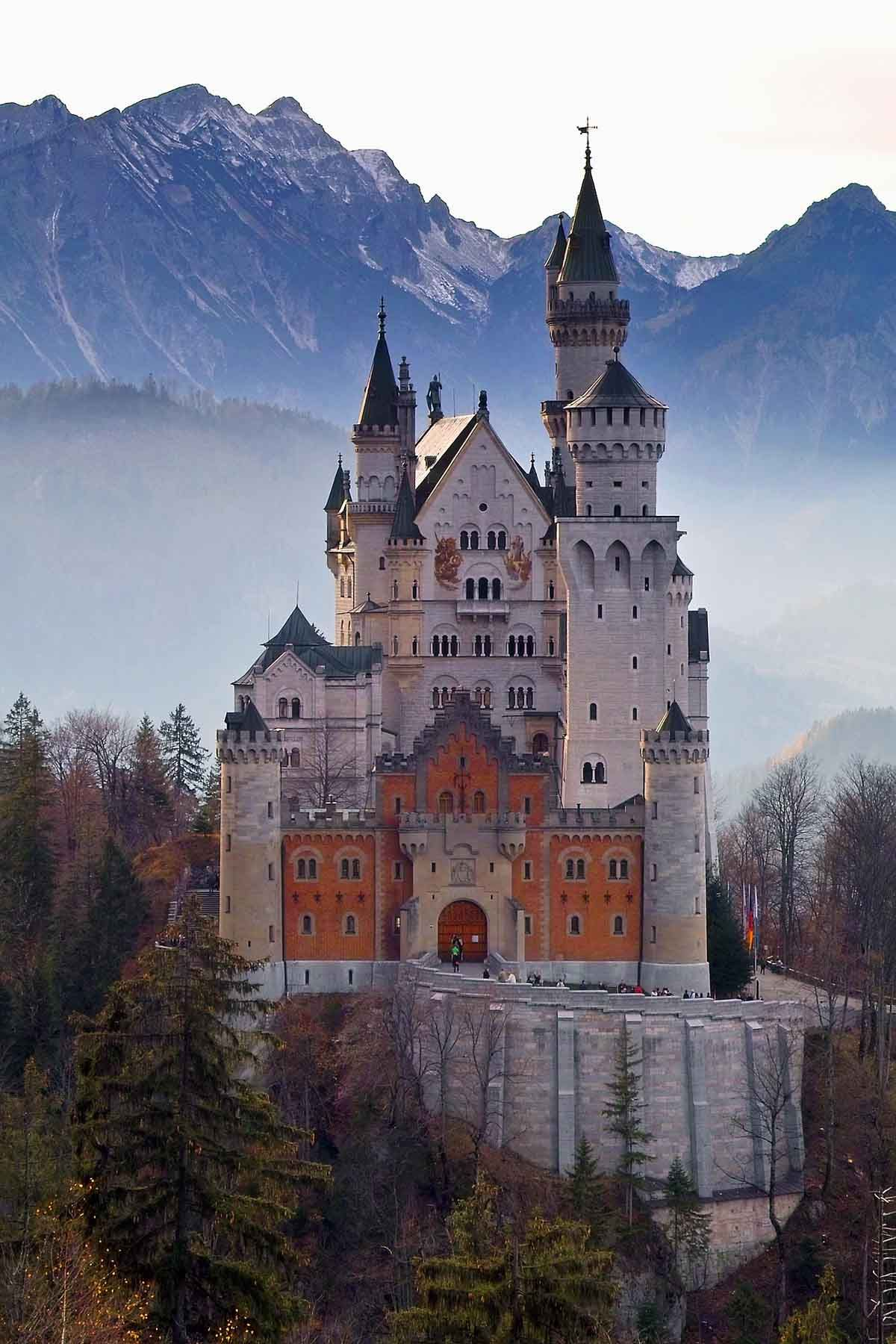 Top 9 Places To Visit In Germany Neuschwanstein Castle Castle Castle Pictures