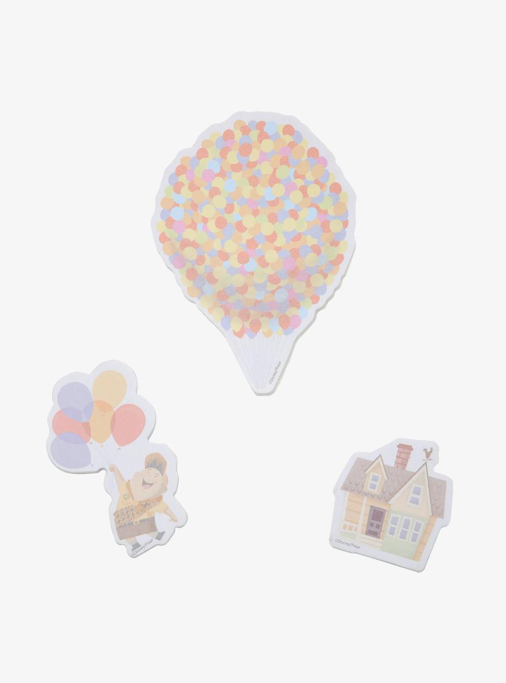 Disney Pixar Up Balloon House Sticky Note Set Disney Pixar Up Balloon House Up Balloons