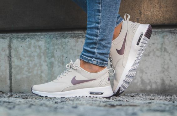 The Nike Air Max Thea Taupe Grey Is Now Available