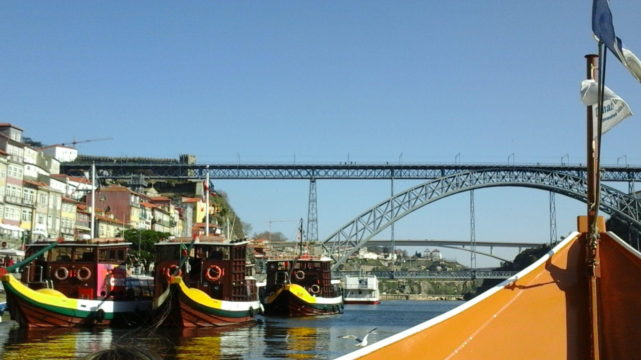 En ruta por... Oporto. Puente de Don Luis I