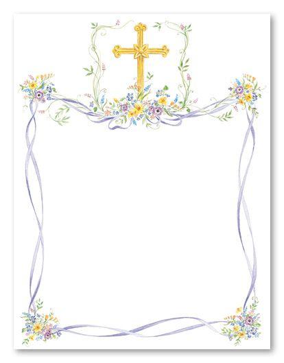 dibujos de bautizo para imprimir , una colección de dibujos con ...