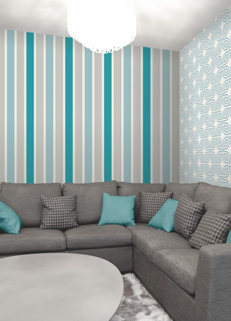 teal wallpaper Google Search Teal home decor, Teal