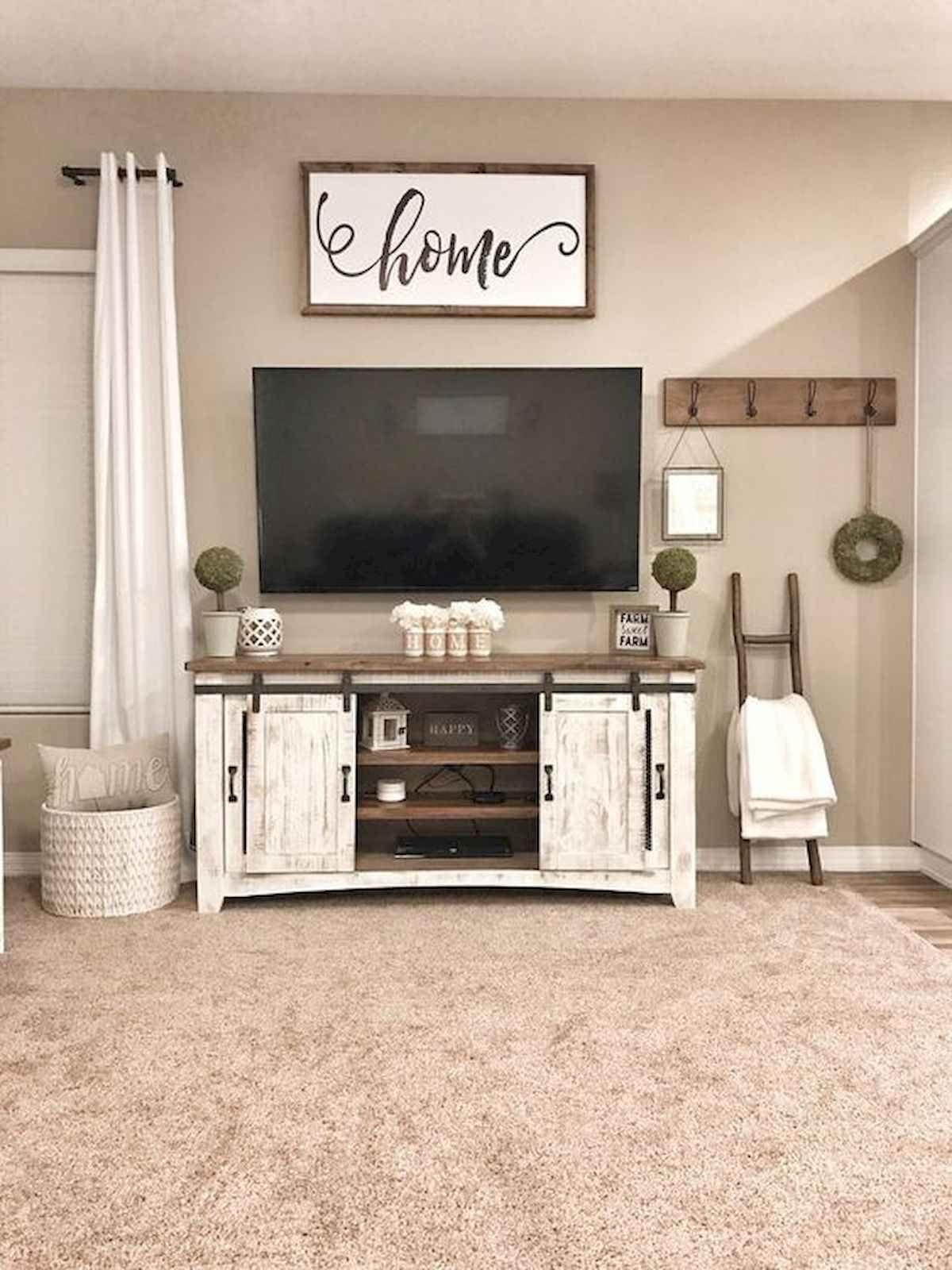 80 Best Furniture For Modern Farmhouse Living Room Decor Ideas (73 #modernfarmhouselivingroom