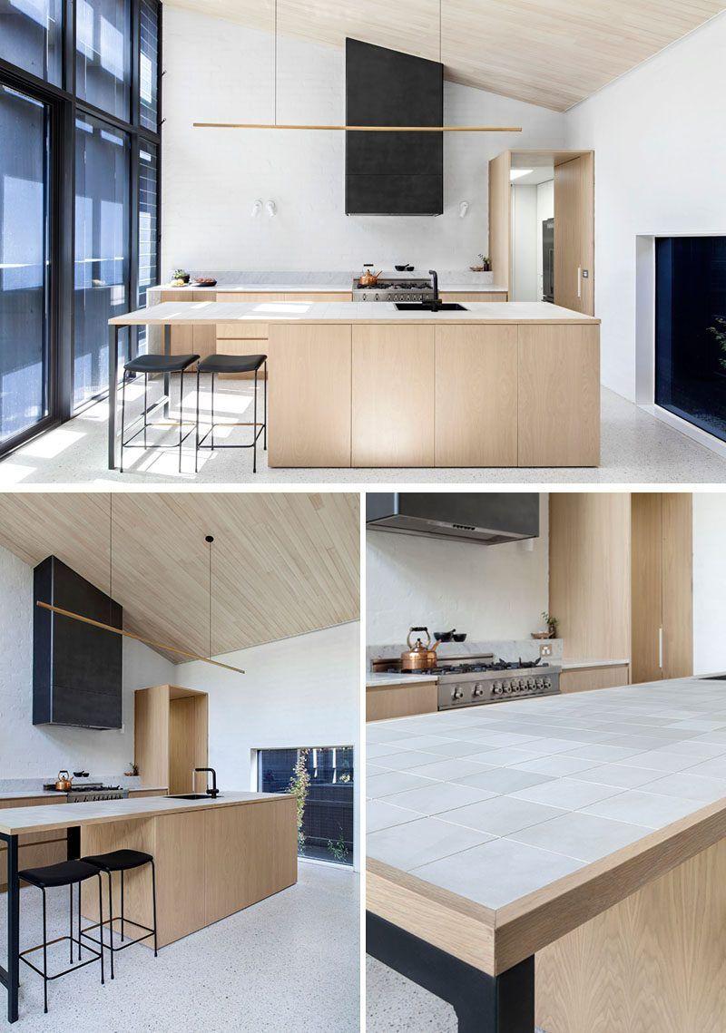 Best Modern Modern Kitchen Design Kitchens Without Upper 400 x 300