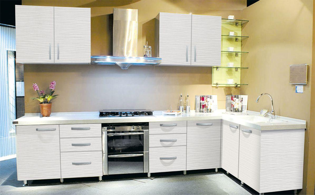 kitchen cabinets | Modern Nice MDF Panel Kitchen Cabinet | KItchen ...