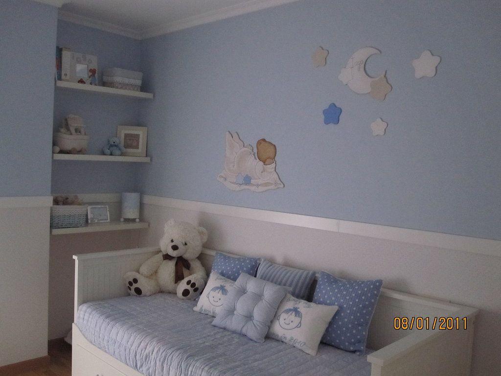 La habitaci n de nuestros beb s beb bebe y cuarto bebe - Decoraciones de habitaciones de bebe ...
