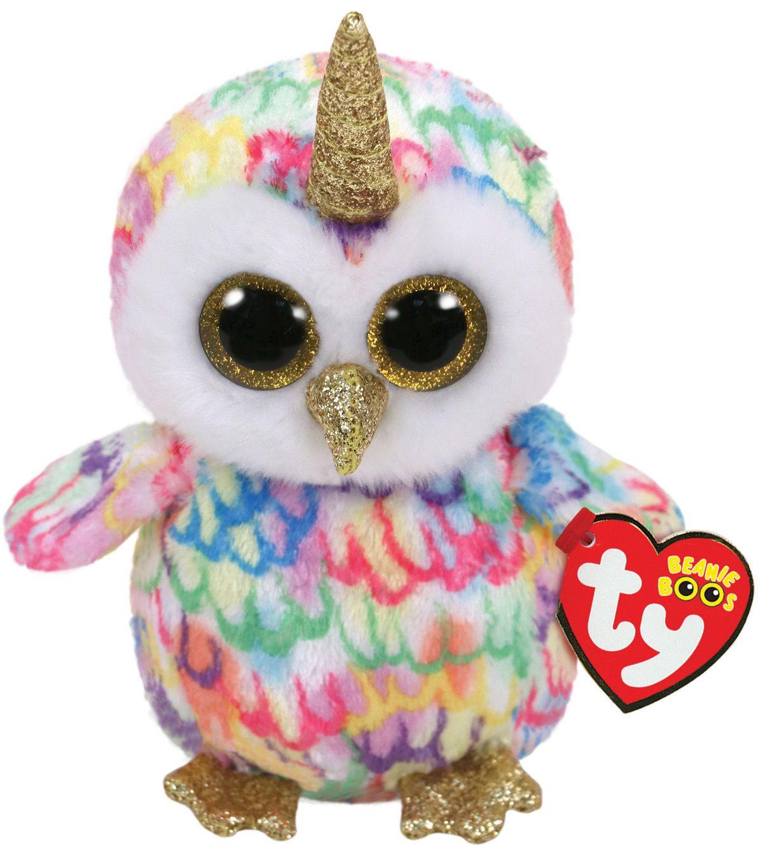 d38f667a213 Ty Inc. Beanie Boos Regular Enchanted Owl with Horn