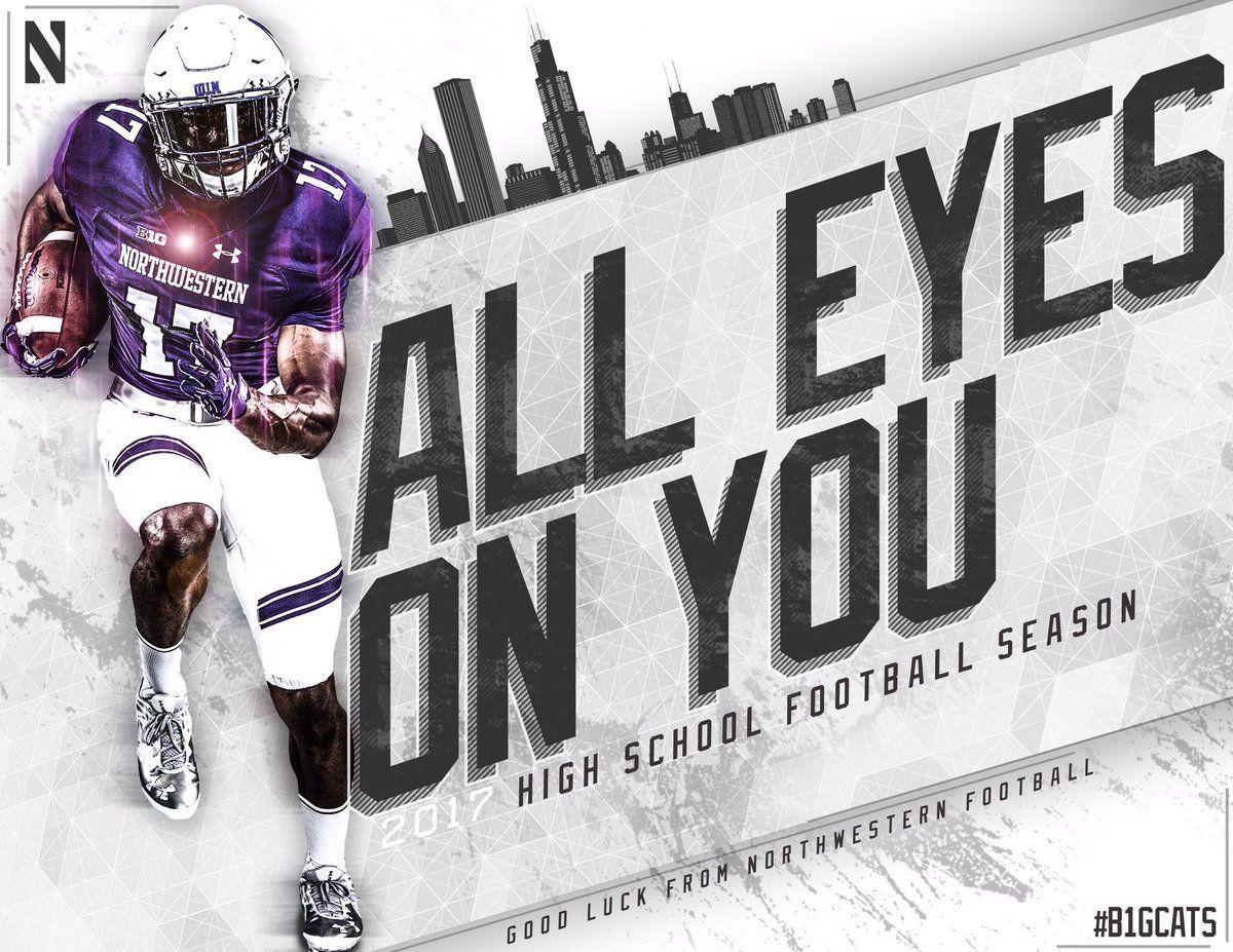 Northwestern Northwestern, Football, College football