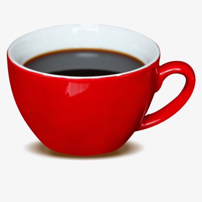 A Cup Of Coffee Coffee Png Coffee Pictures Red Coffee Maker