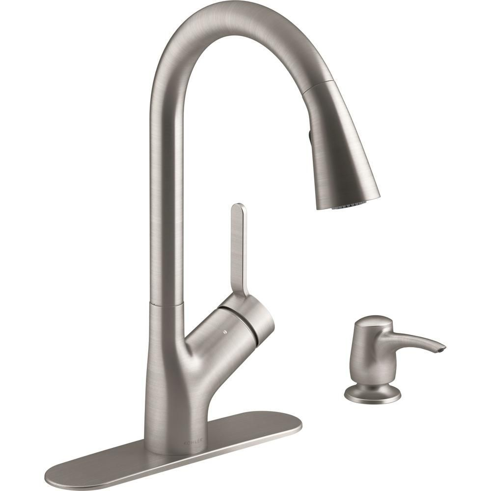 Faucet Pronounce Top 10 Best Touchless Kitchen Faucets For The