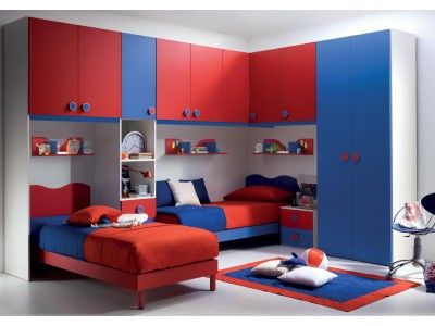 Camerette Girotondo ~ Best camerette images bedroom kids kid bedrooms