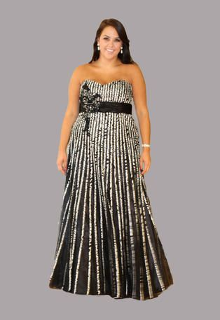 Plus Size Prom Dress #plussize #prom #plussizepromdress | Prom ...