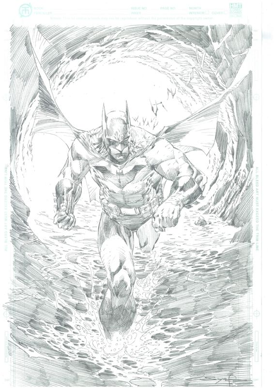 Batman by Ardian Syaf (Penciller)