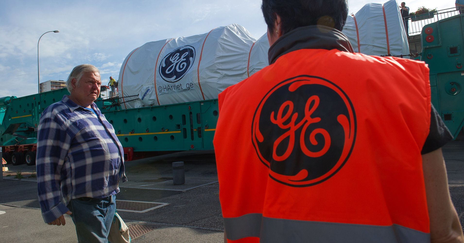 GE shares tumble as CEO Culp says cash flow will be