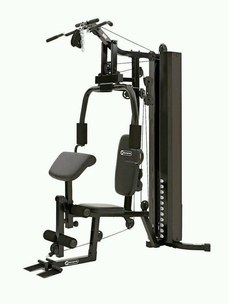 Dynamix Compact Home Gym Weight Training Machine Equipment Fitness