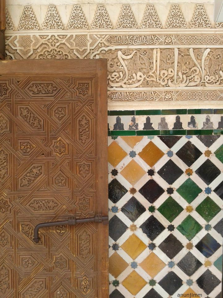 Alhambra de Granada  Anun Jim