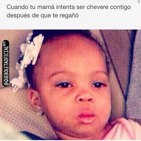 Stop It Spanish Memes Baby Face Funny