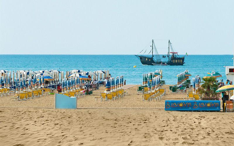 Spiaggia Hotel Italy Bibione Hotel Vacanze Mare Spiaggia
