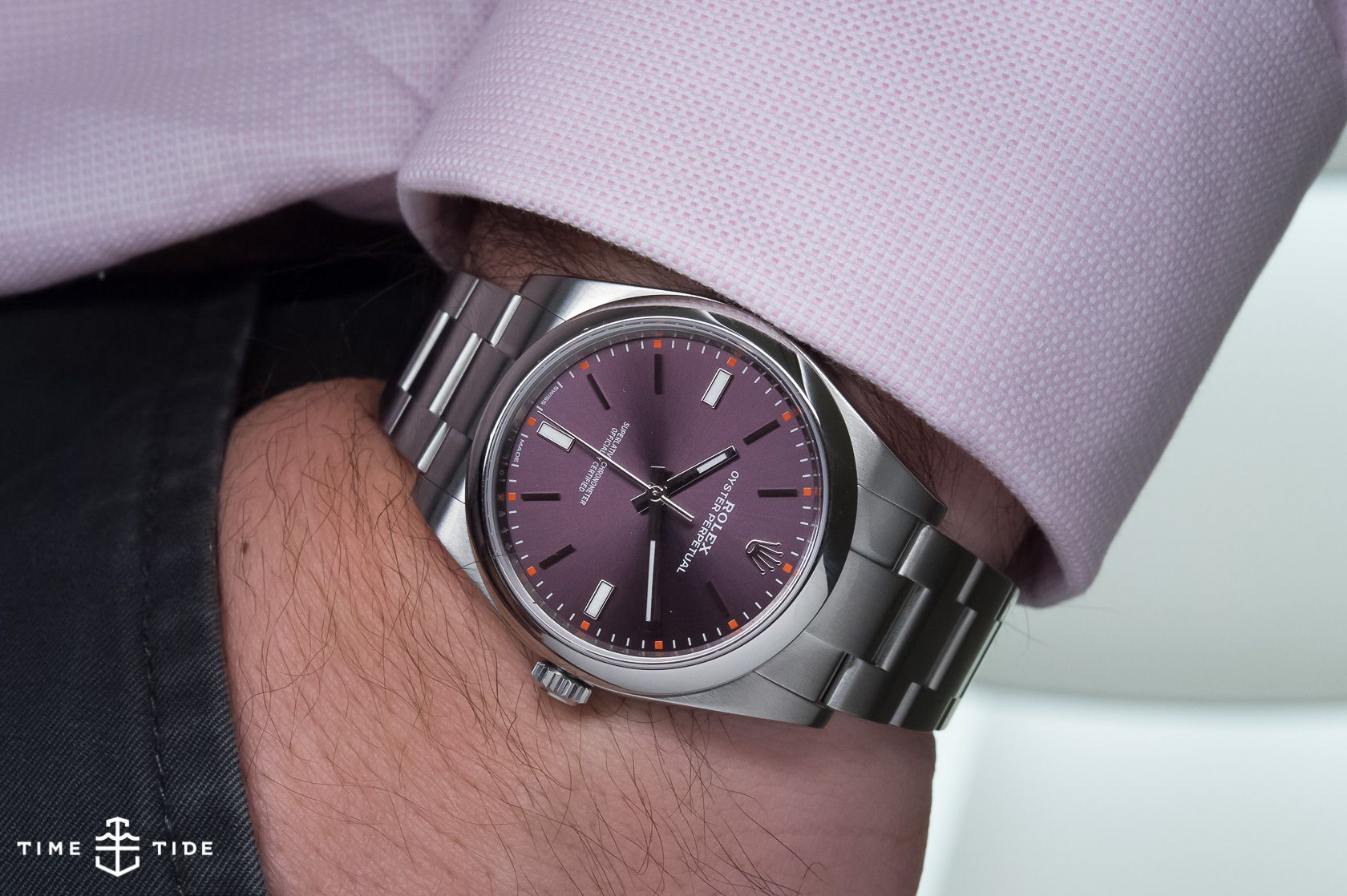 ece170f2c774d We take a look at the Rolex Oyster Perpetual 39 and decide it s probably  the only watch you ll ever need.