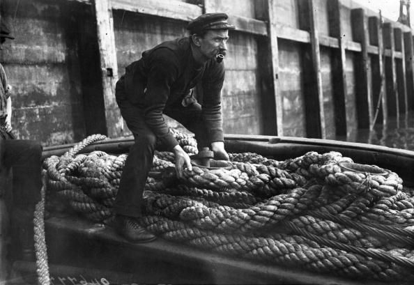 London dock worker, 1912 | my vintage | Pinterest