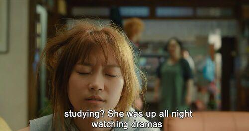Studying Up All Night Kdrama Style Humor Lucu Mood Lucu