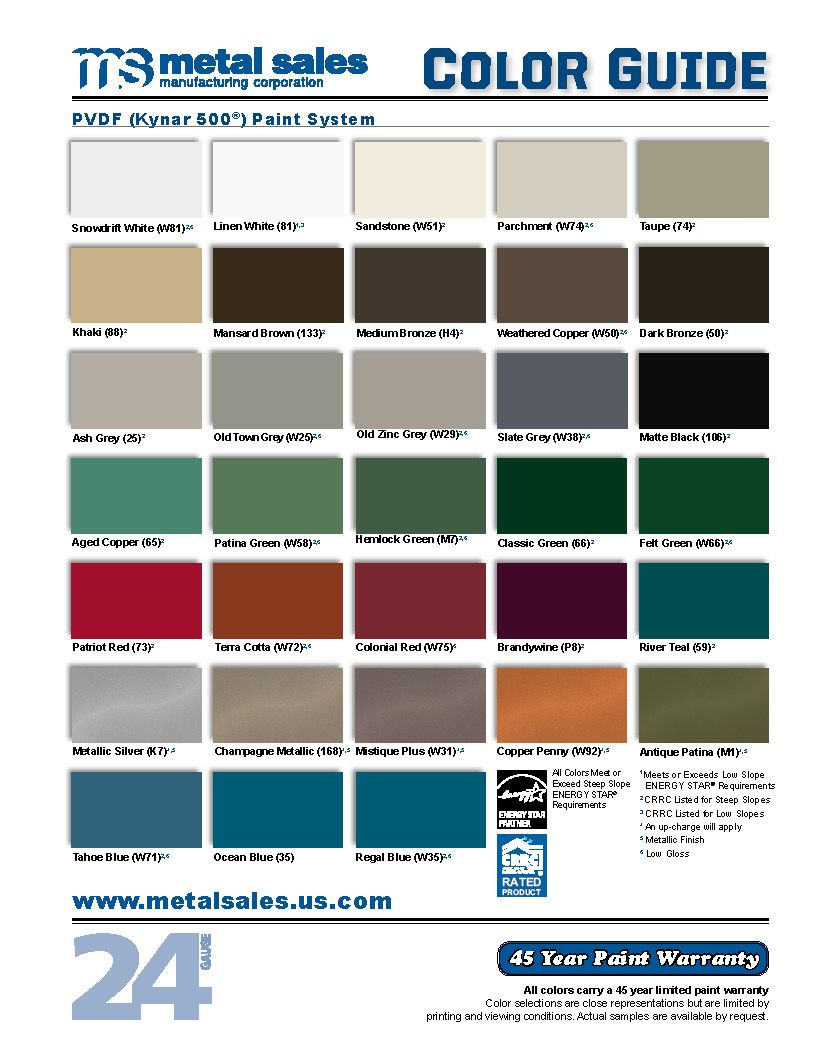 Metal Siding Colors : Roof colors metal for houses the house of