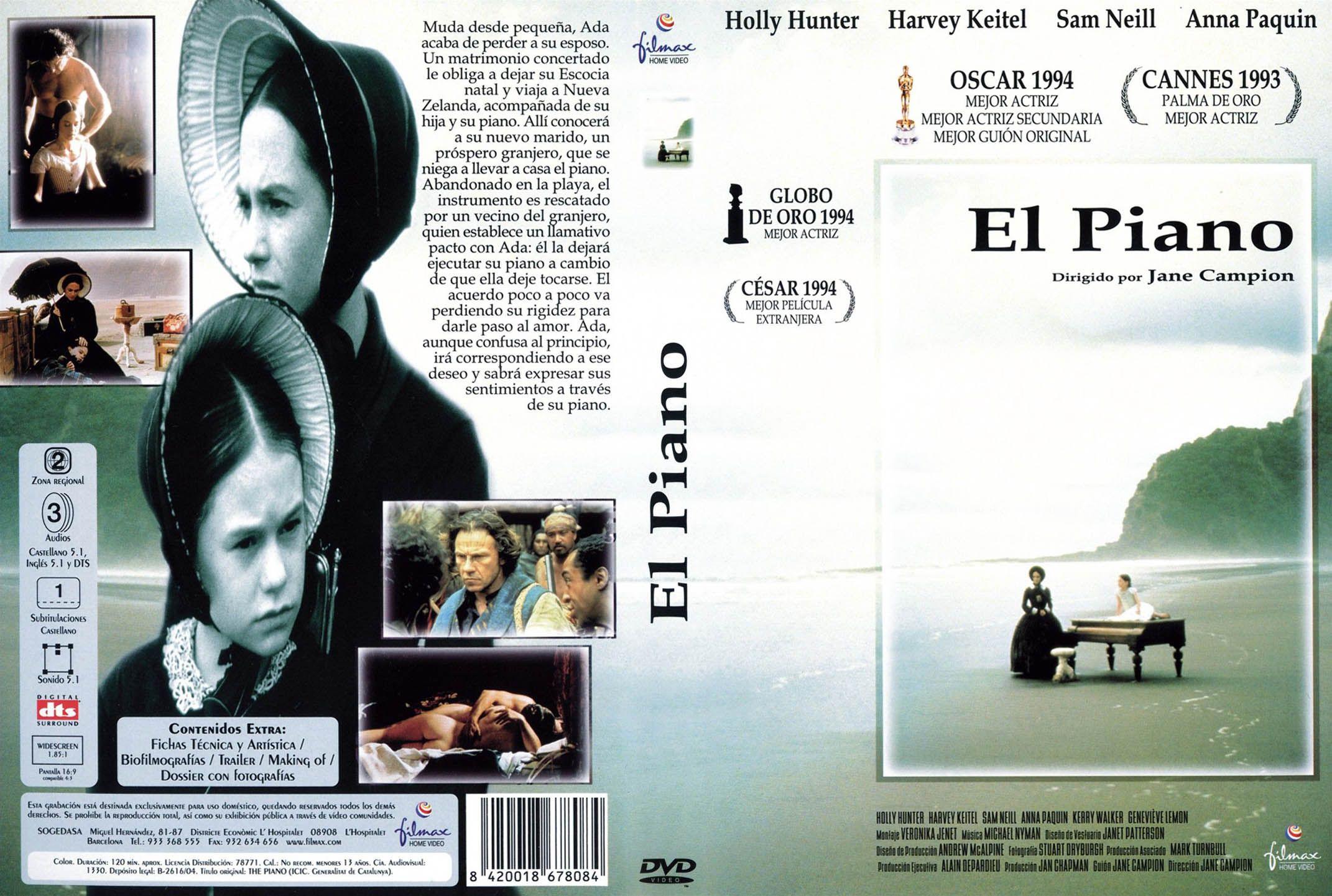 El Piano Movies Movie Posters Cards