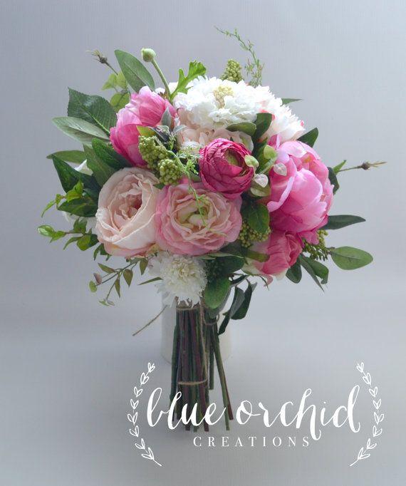 Wedding Bouquet Peony Bouquet Garden Bouquet Wildflowers Etsy Peony Bouquet Wedding Wedding Bouquets Boho Bouquet