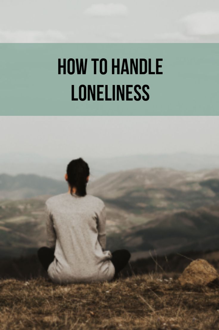 Feeling isolated is not uncommon, but at what point should you seek help?
