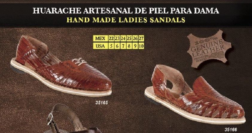 d84c5624678d Huarache de Dama Lady s Sandals