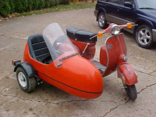Bajaj Chetak Vespa With Sidecar Best Scooter Vespa Vintage Cycles