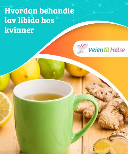 naturlig behandling for lav libido