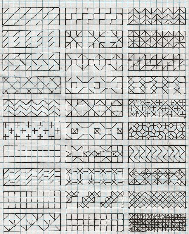 Downloadable Diaper Pattern Chart Free Blackwork Blackwork Embroidery Patterns Blackwork Cross Stitch Blackwork Patterns