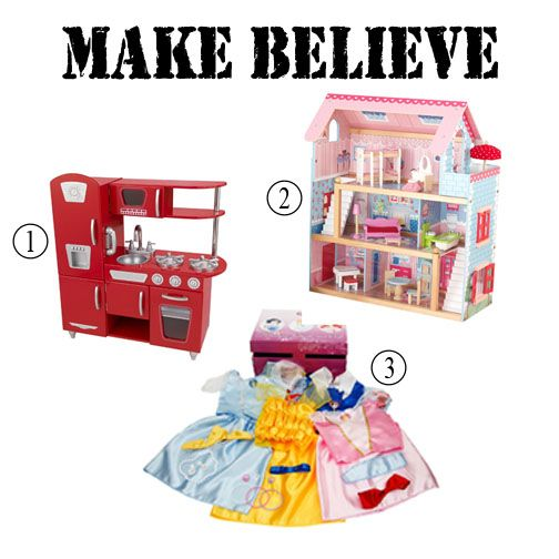 The Ultimate Gift List for a 3 Year Old Girl! | Birthdays, Gift ...