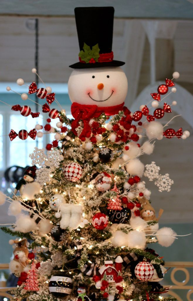 How To Decorate Your Christmas Tree Video Tutorial Turtle Creek Lane Diy Christmas Tree Topper Xmas Tree Toppers Christmas Tree Decorations Diy