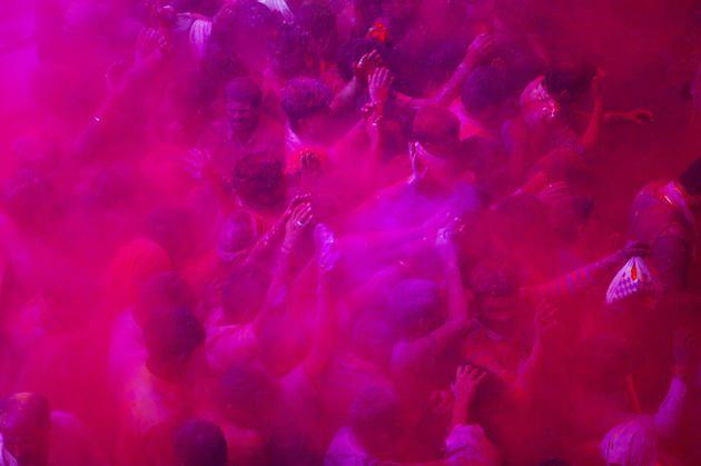 Holi - Festival of Colours   I Like To Waste My Time