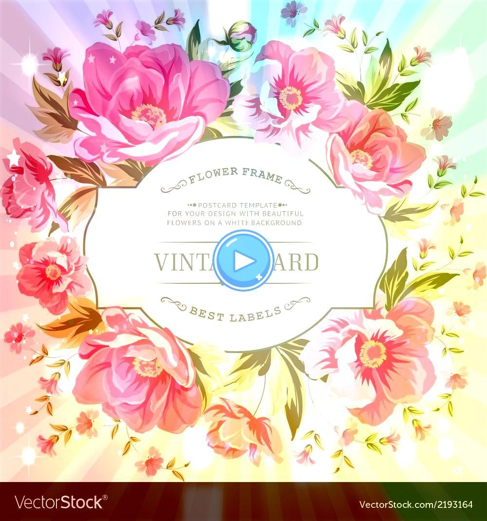 color peony pattern Royalty Free Vector Image Luxurious color peony pattern Royalty Free Vector Image  Frame with peonies vector on VectorStockreg Luxurious vintage frame...
