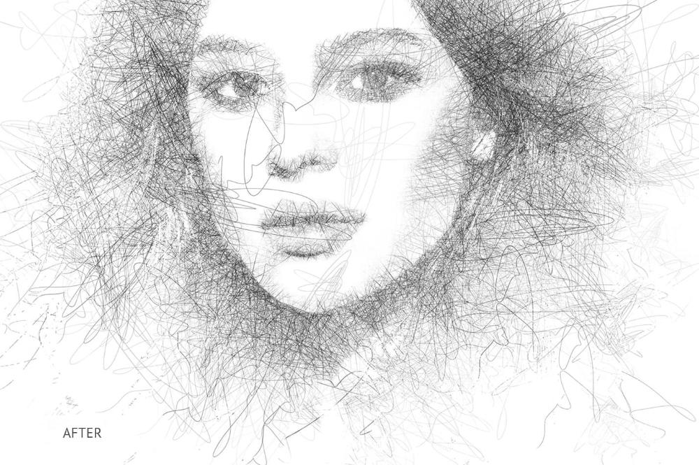 Free Photoshop Sketch Action Pencil Sketch Photoshop Action Free Sketch Photoshop Free Photoshop Actions Photoshop Actions