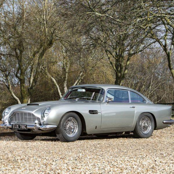 Aston Martin DB5 1965
