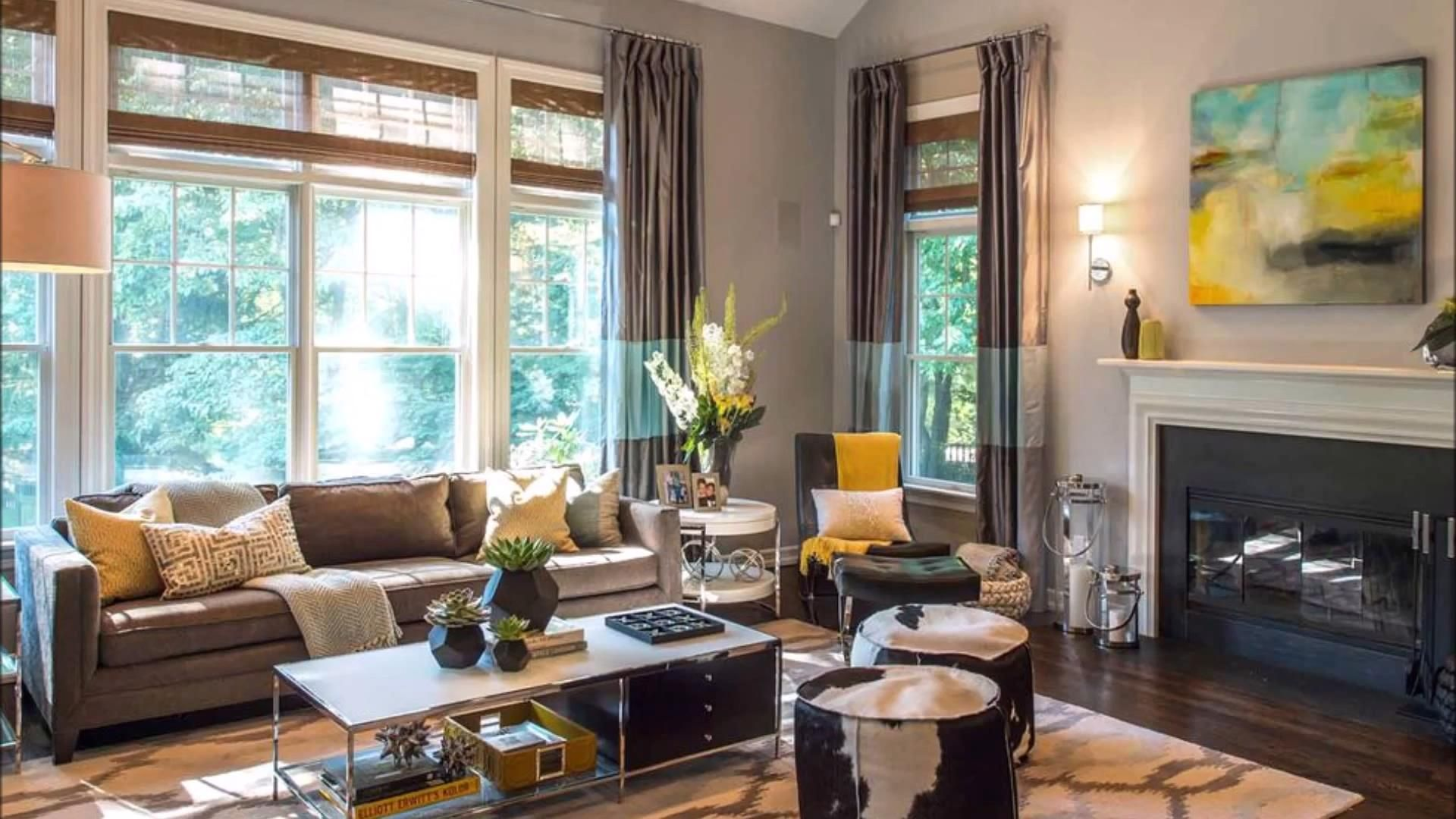 Find Easy and Creative Style Tips For Stunning Living Room Interiors! #LivingRoom #LivingRoomDesign #LivingRoomDecor #LivingRoomInterior