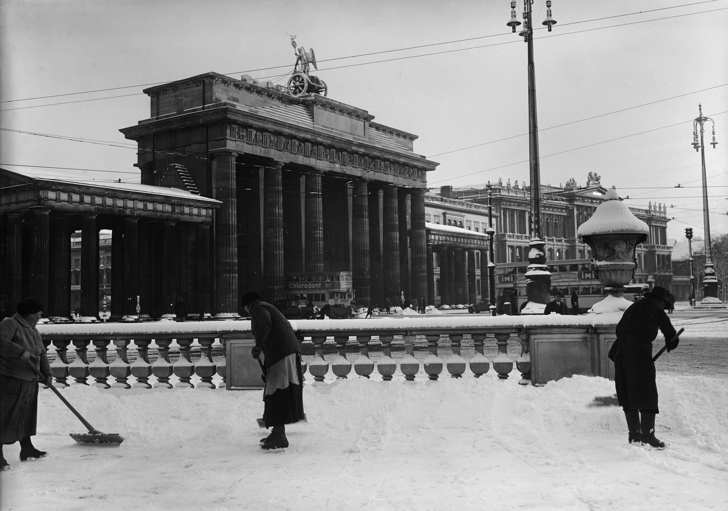 Preussag, representative office, Berlin Deutsche