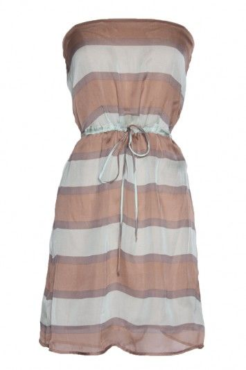We adore the silky soft fabric and gorgeous colors of this dress! Such a great dress to add to your summer wardrobe! $88  www.bevello.com