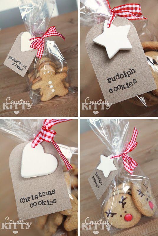 Weihnachtsgebäck Verpacken.Pin Von Kleopatra Auf Geschenkideen Geschenke Weihnachten