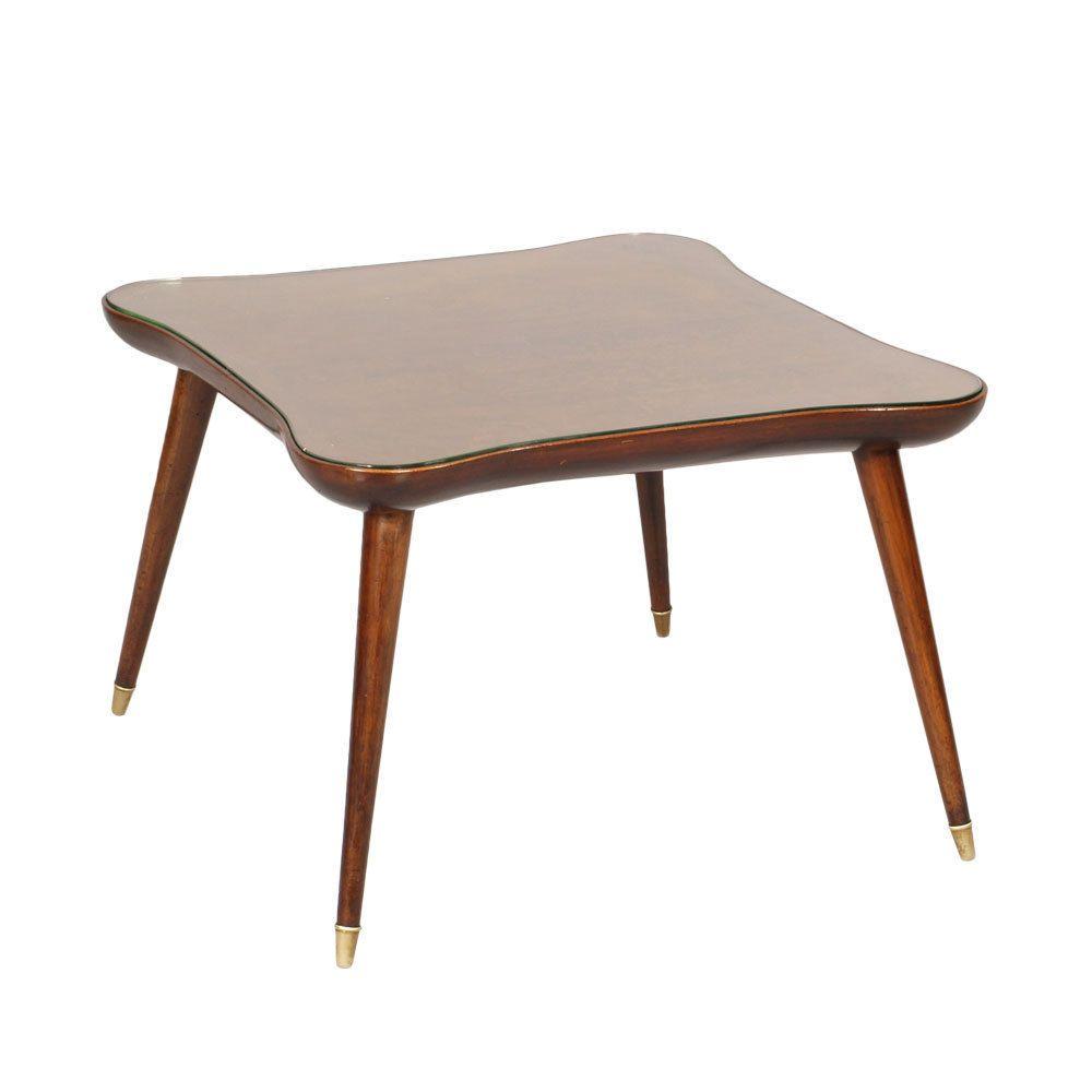 Dettagli su tavolino coffee table gio ponti drsigner for Tavolini design