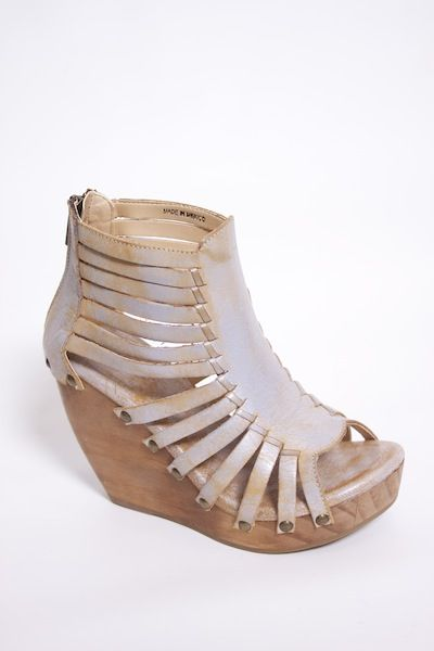 62a429fd8a03 Daisy Wedge - Bed Stu Sandálias Gladiador Salto Anabela