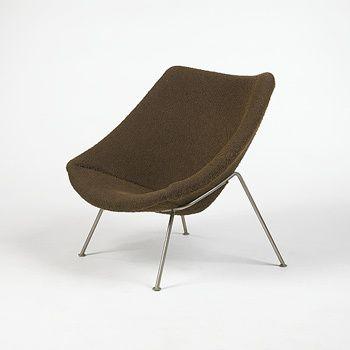 Pierre Paulin; Lounge Chair for Artifort, 1950s.