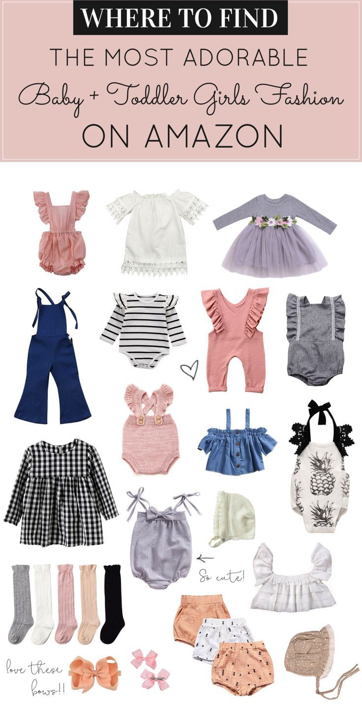 30 Adorable Kids Amazon Outfits