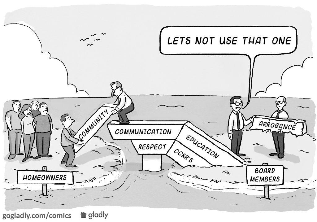 Building bridges through better communication bridge